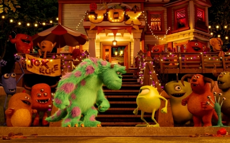 220 - MONSTERS UNIVERSITY