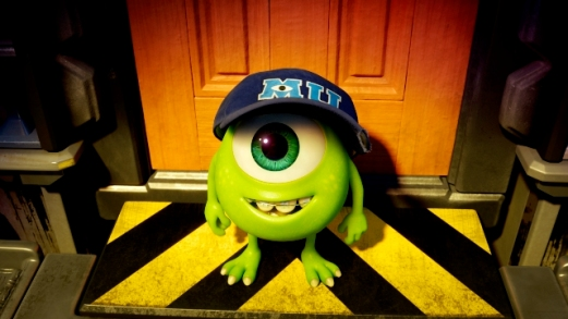 245 -MONSTERS UNIVERSITY