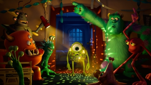 329 - MONSTERS UNIVERSITY