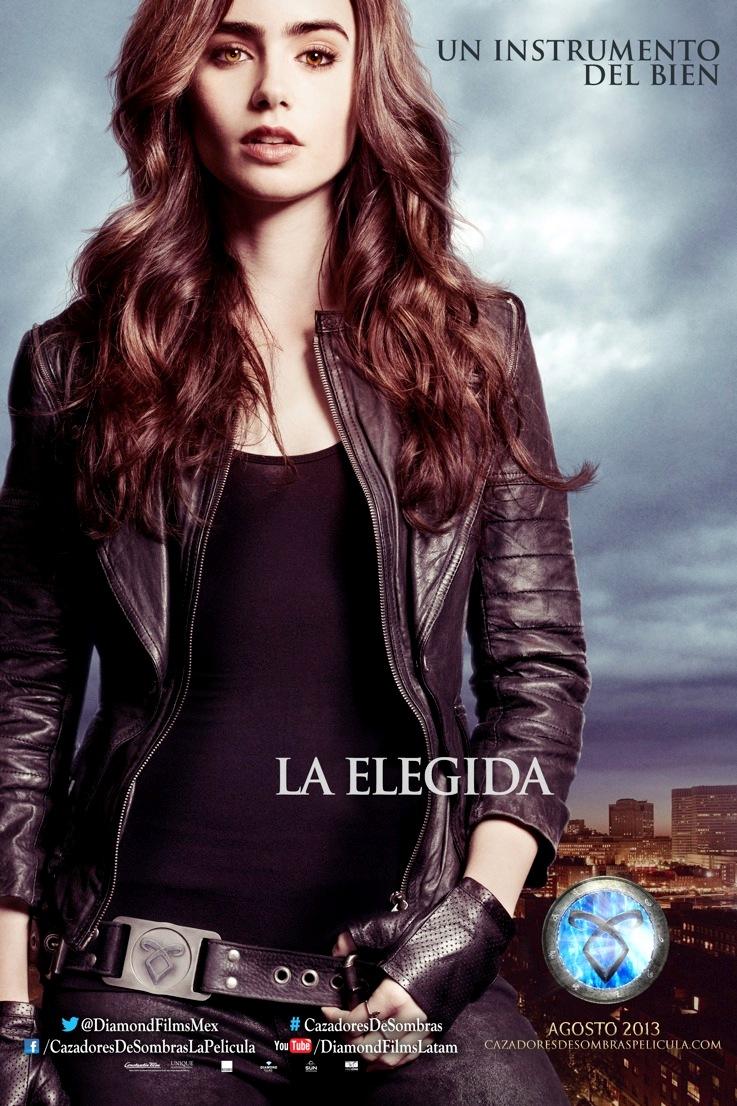 Clary Fray - La Elegida - LILY COLLINS