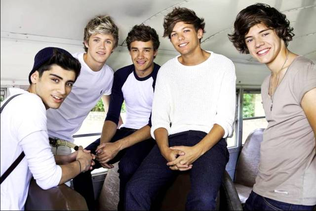 ONE DIRECTION - FOTO
