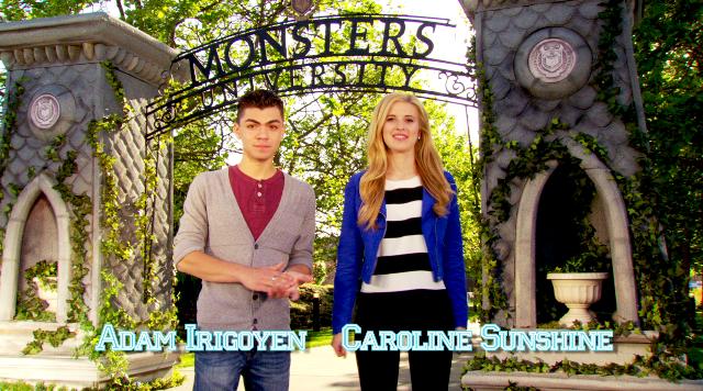Especial MU-Disney Channel 1