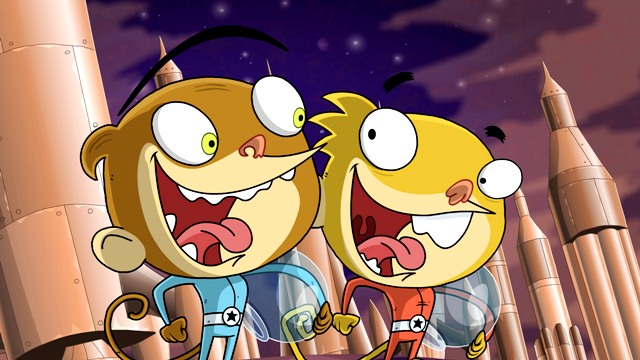 EstrenoJunio-Rocket Monkeys