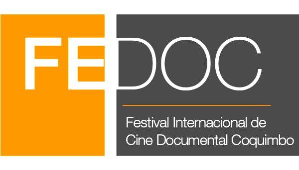 FEDOC - FESTIVAL INTERNACIONAL DE CINE DOCUMENTAL COQUIMBO - CANAL 22 - LOGO