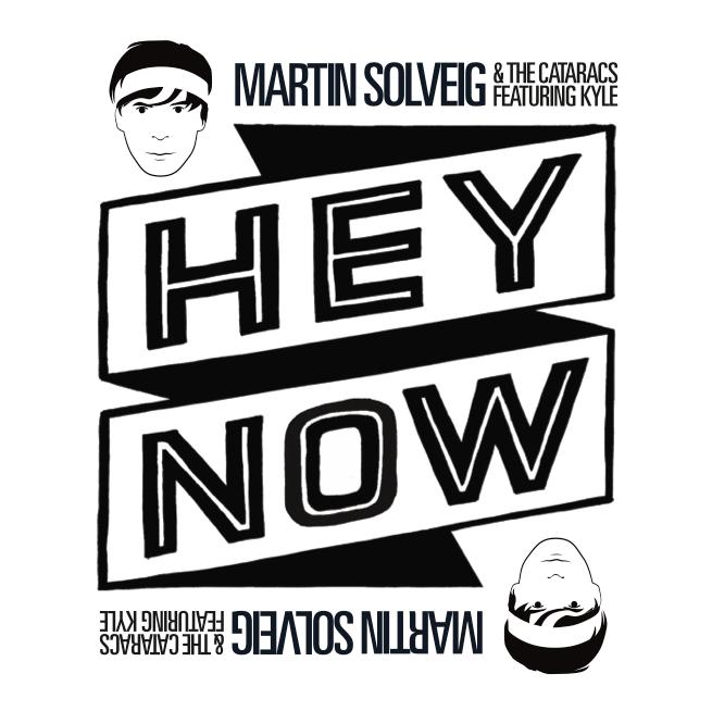hey now - martin solveig - nuevo sencillo - warner music