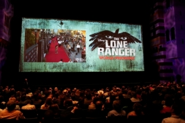 IMG_2678 - THE LONE RANGER - DISNEY - CALIFORNIA - CINEMA