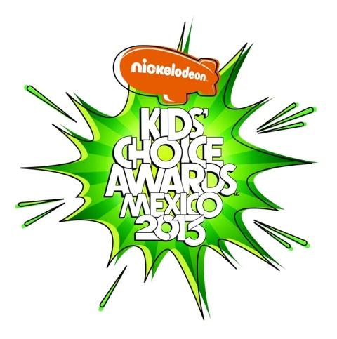 KCA - KIDS CHOICE AWARDS MEXICO - 2013 - NICKELODEON