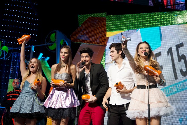 Kid Choice Awards Mexico06