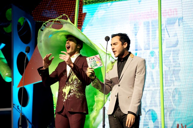 Kid Choice Awards Mexico16