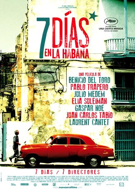 Poster 7 Dias en la Habana 72dpi
