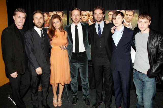 PREMIERE - THE PLACE BEYOND THE PINES