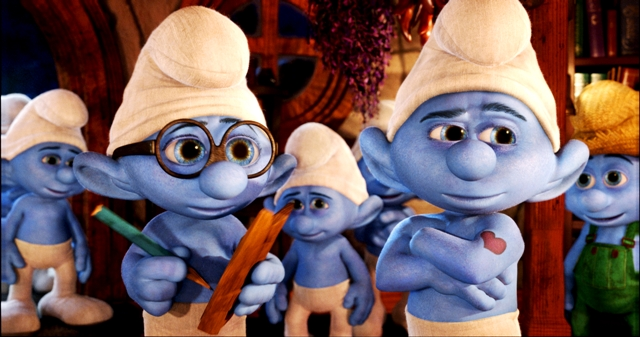 the smurfs 2 - photo 6 - sony pictures