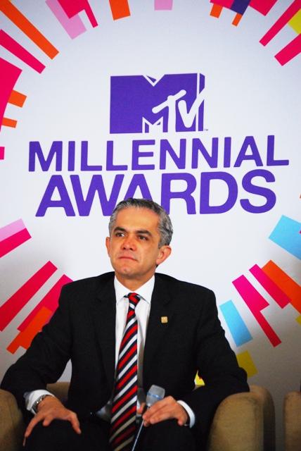 1139 - MIGUEL ANGEL MANCERA - CONFERENCIA - MTV MILLENIAL AWARDS - 2013