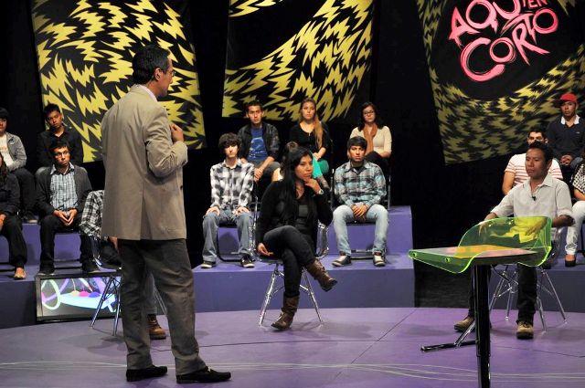 AQUI EN CORTO - FOTO 5 - RUBEN ALVAREZ MENDIOLA - CANAL ONCE TV MEXICO
