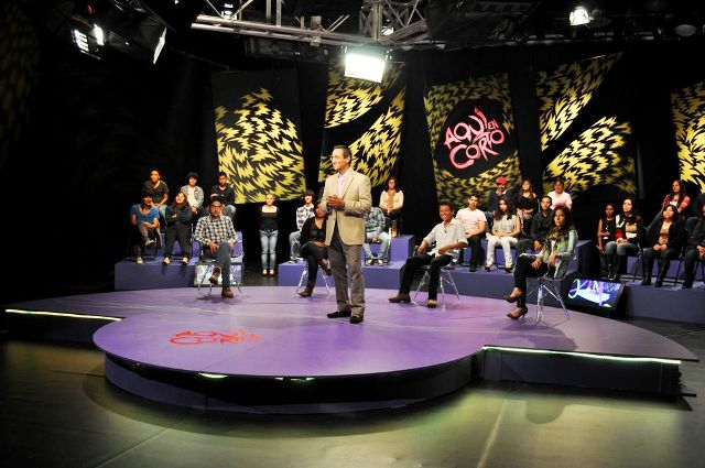 AQUI EN CORTO - FOTO 6- RUBEN ALVAREZ MENDIOLA - CANAL ONCE TV MEXICO