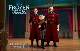 """""""FROZEN"""" (Pictured) THE DUKE OF WESELTON. ©2013 Disney. All Rights Reserved."""
