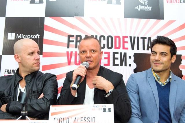 Franco De Vita Conferencia01