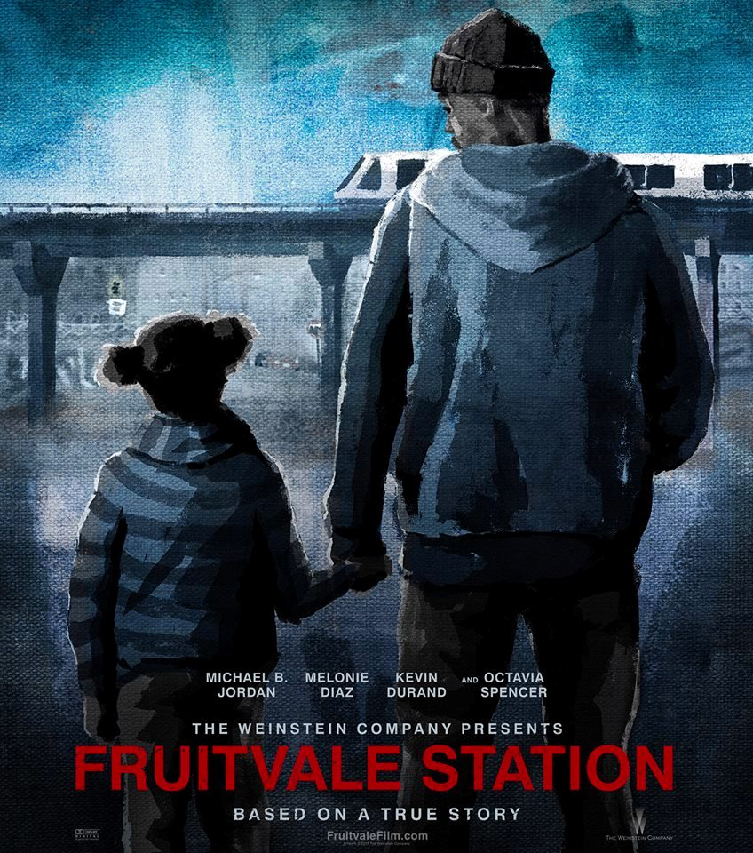 FRUITVALE STATION - POSTER A