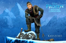 """""""FROZEN"""" (Pictured) KRISTOFF. ©2013 Disney. All Rights Reserved."""