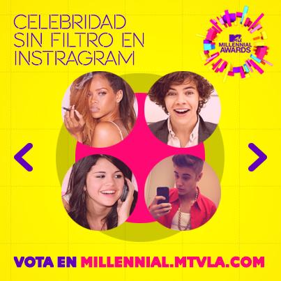 MTV MILLENIAL AWARDS 2013  - FOTO 4