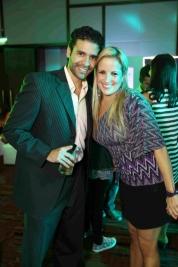 27. José Luis García y Alejandra Báez