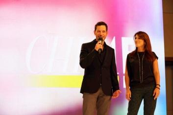 4. Jorge Murillo y Daniela Chaparro