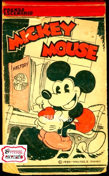 90 ANNIVERSARIO - MICKEY MOUSE (10)