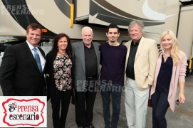Mark Armstrong, guest, Al Worden, Damien Chazelle, Director/Producer, Rick Armstrong, guest