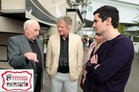Al Worden, Rick Armstrong, Damien Chazelle, Director/Producer
