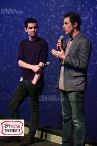 Damien Chazelle, Director/Producer, Josh Singer, Writer/Executive Producer