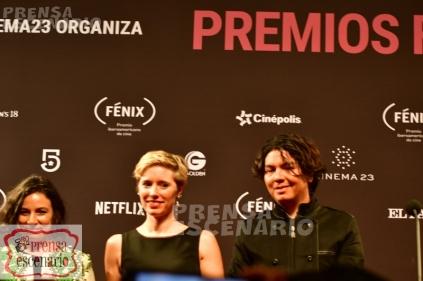 PREMIOS FENIX 2018 - SALA DE PRENSA (200)