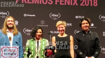 PREMIOS FENIX 2018 -VARIAS - 2018 (140)