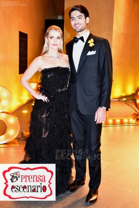 LADY KITTY SPENCER - MATTEO BOCELLI - BVLGARI - MEXICO