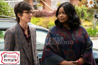 Tig Notaro and Octavia Spencer in Instant Family from Paramount Pictures.