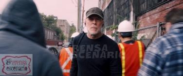 GLASS David Dunn (Bruce Willis) Photo: Film Frame ©Universal Pictures