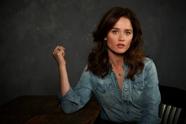 "THE FIX ABC's ""The Fix"" stars Robin Tunney as Maya Travis. (ABC/Ed Herrera)"