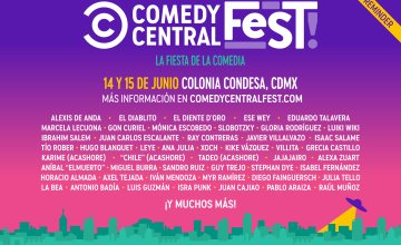 comedy central fest