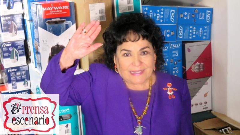 Carmen Salinas enGuadalajara