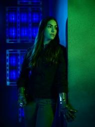 """MARVEL'S AGENTS OF S.H.I.E.L.D. ABC's """"Marvel's Agents of S.H.I.E.L.D."""" stars Natalia Cordova Buckley as Elena """"Yo Yo"""" Rodriguez. (ABC/Matthias Clamer)"""