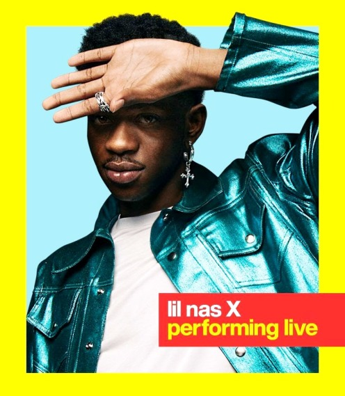lil nas x performing mtv video music awards
