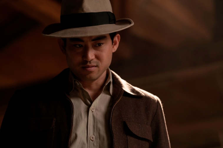 Derek Mio as Chester Nakayama- The Terror _ Season 2, Episode 3 - Photo Credit: Ed Araquel/AMC