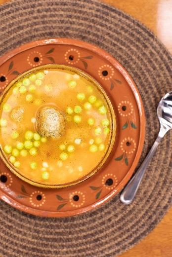 El Gourmet - Platos de cuchara 2 _Bolitas de carne en caldo con arroz