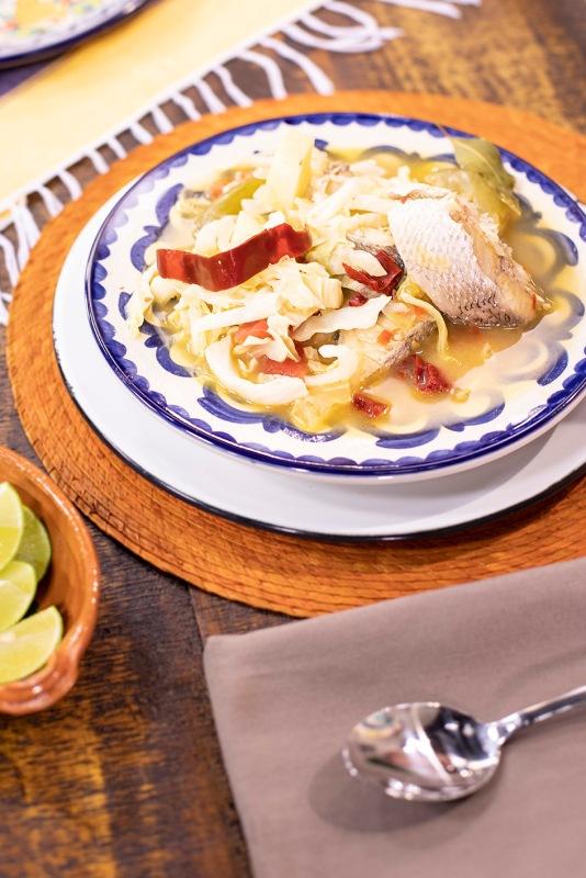 El Gourmet - Platos de cuchara 2 _Caldo largo