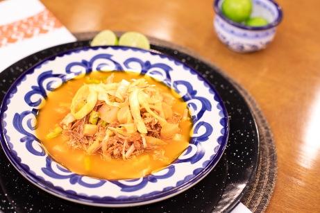 El Gourmet - Platos de cuchara 2 _Picadillo en caldo