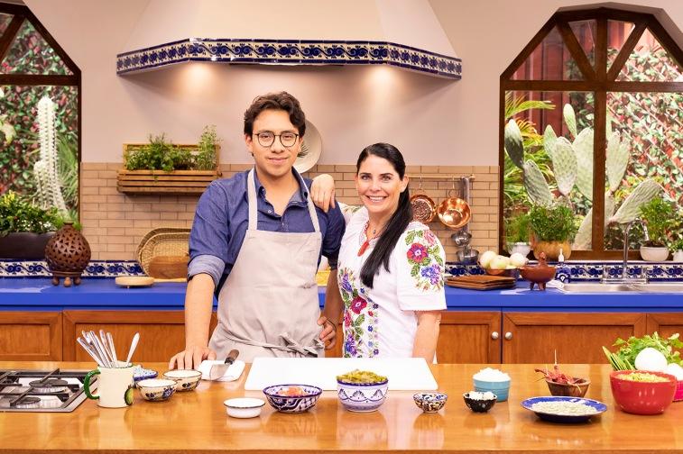 El Gourmet - Platos de cuchara 2 - Zahie con Eduardo Ledezma