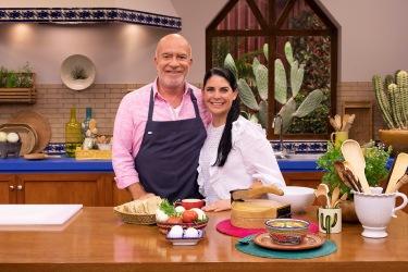 El Gourmet - Platos de cuchara 2 - Zahie con Gerardo Vázquez Lugo