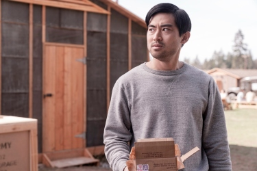 Derek Mio as Chester Nakayama The Terror Season 2, Episode 7 Photo Credit: Ed Araquel/AMC