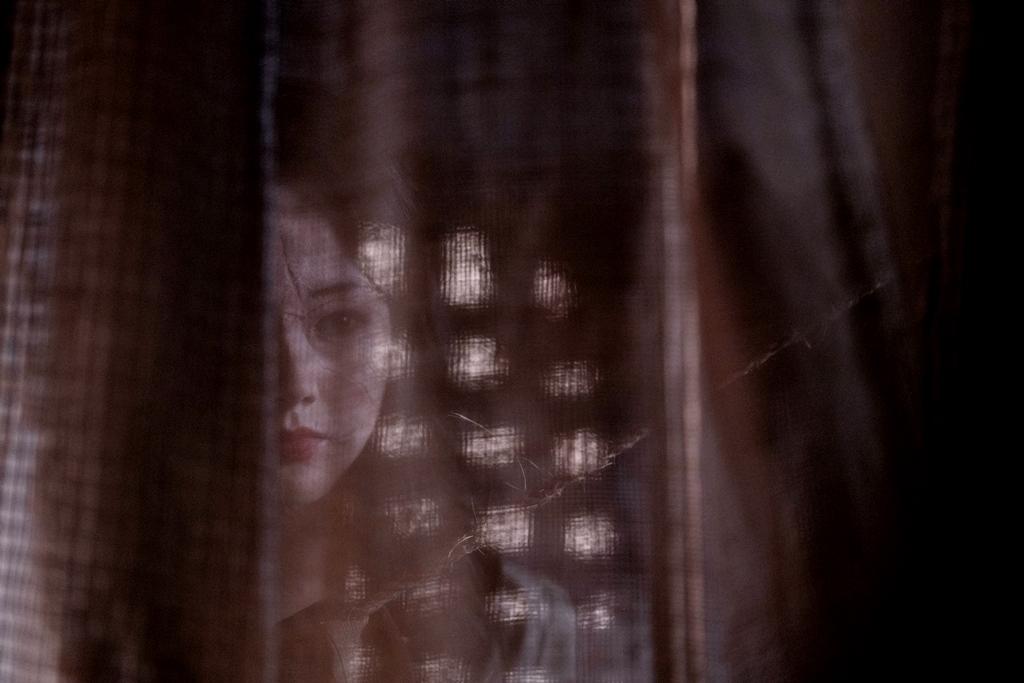 Kiki Sukezane as Yuko  The Terror Season 2, Episode 7 Photo Credit: Ed Araquel/AMC