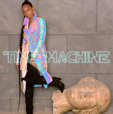 """Alicia Keys se luce con su nuevo tema y video """"TimeMachine"""""""