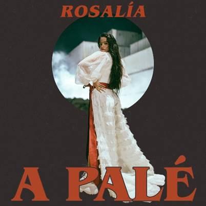 """Rosalía revela su nueva canción y videoclip """"APalé"""""""
